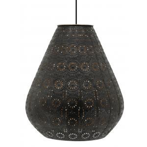 Photo NLA2650 : Openwork metal lamp