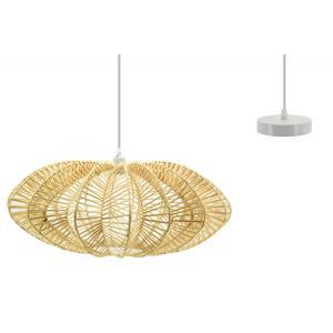 Photo NLA2760 : Natural rattan design lamp