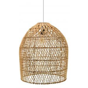 Photo NLA3030 : Natural rattan openwork lamp
