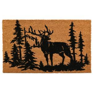 Photo NPA3000 : Coco door mats Deer