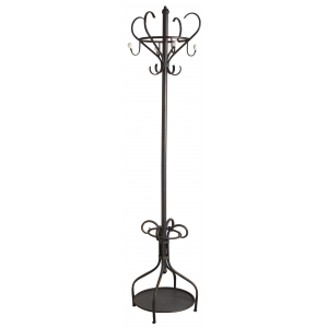 Photo NPM1110 : Metal coat racks