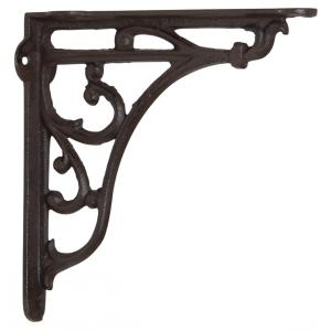 Photo NPT1481 : Cast iron bracket scroll