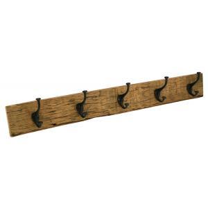 Photo NPT1560 : Recycled wood coat hook