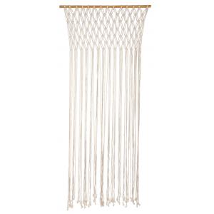 Photo NRI1910 : Rideau de porte en fil de coton