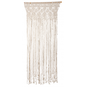 Photo NRI1920 : Cotton door curtain