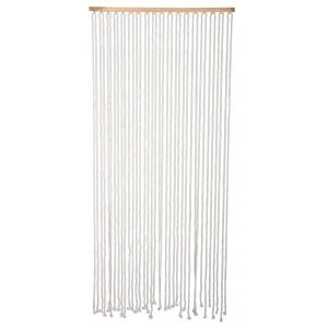 Photo NRI1930 : Rideau de porte en fil de coton