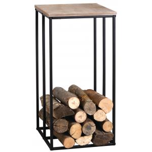 Photo NSE1770 : Log holder and shelf