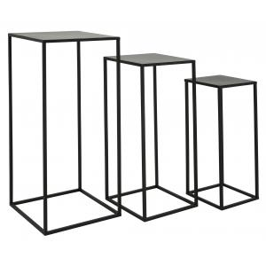 Photo NSE194S : Metal plant stands
