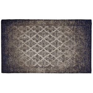 Photo NTA1951 : Jacquard blue carpet - Small size