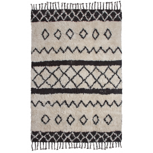 Photo NTA1970 : Tapis berbère en laine