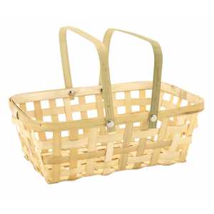 Photo PAM4910 : Natural bamboo basket