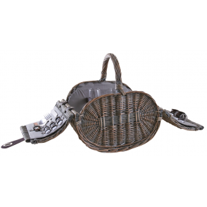 Photo PPI1170C : Willow picnic basket 2 persons