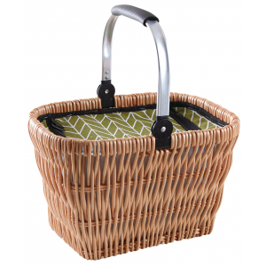 Photo PPI1260C : Natural willow picnic basket