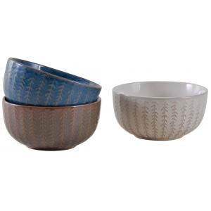 Photo TDI2450V : Stoneware bowl