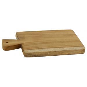 Photo TPD1280 : Natural teak cutting board