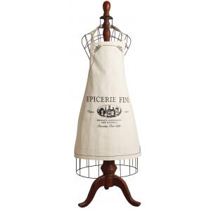 Photo TTX1840 : 100% cotton apron Epicerie Fine