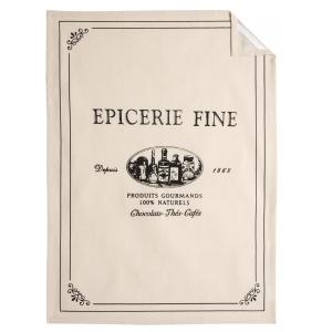 Photo TTX1880 : 100% cotton kitchen towel Epicerie Fine