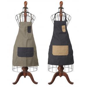 Photo TTX1910 : Cotton canvas apron