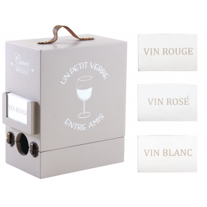 Photo VBO2000 : Wood box for wine