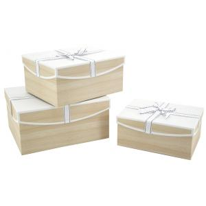 Photo VBT305S : Cardboard boxes wooden pattern