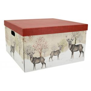 Photo VBT3150 : Cardboard folding box deer