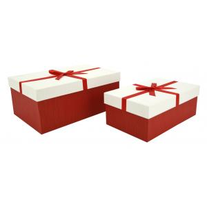 Photo VBT316S : Rectangular cardboards boxes