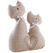 Photo DAN2780 : Cotton and linen cats doorstop