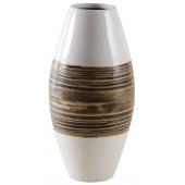 Photo DVA1640 : Vase en bambou laqué
