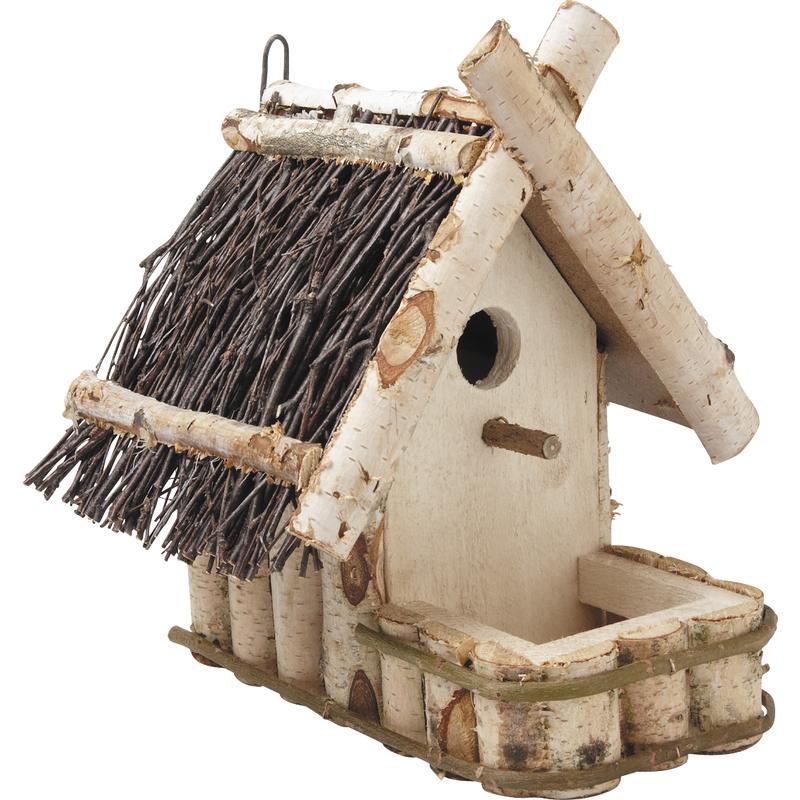 nichoir en bois et branches ama1430 aubry gaspard. Black Bedroom Furniture Sets. Home Design Ideas