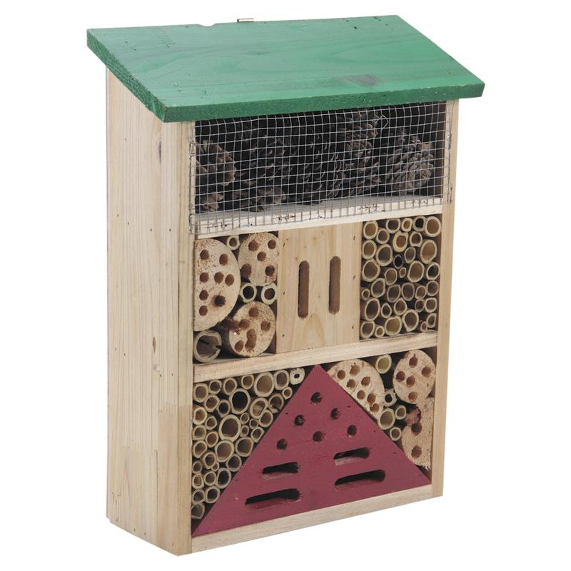 maison insectes en bois et bambou ami1100 aubry gaspard. Black Bedroom Furniture Sets. Home Design Ideas