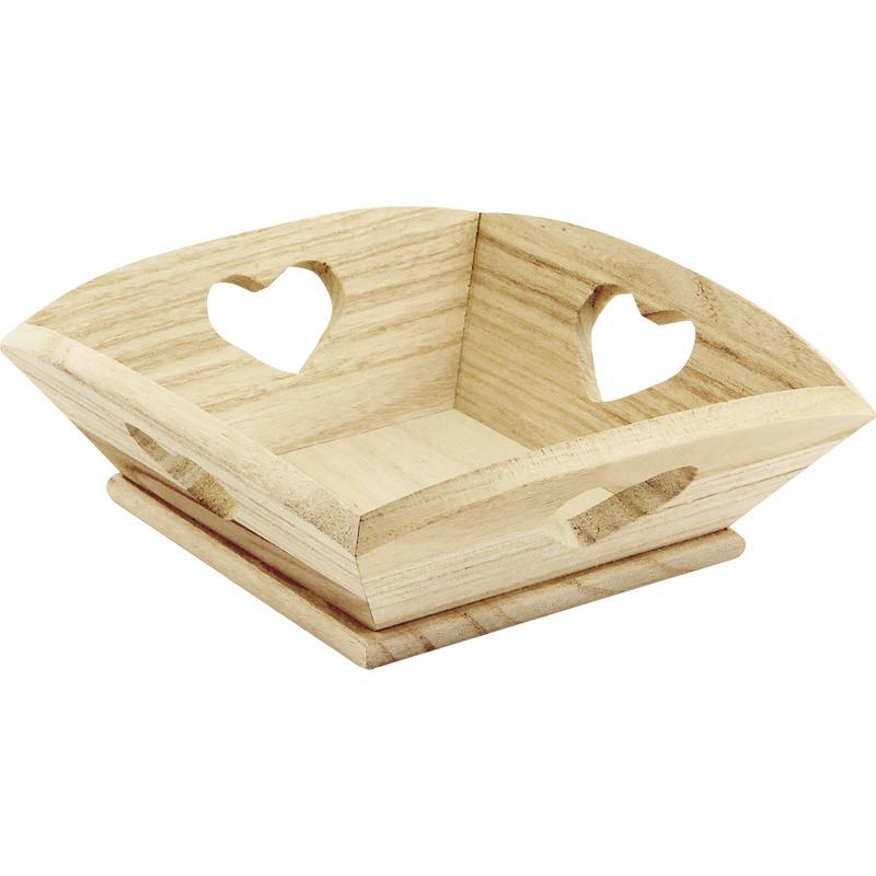 corbeille en bois avec d coupe coeur ccf1580 aubry gaspard. Black Bedroom Furniture Sets. Home Design Ideas