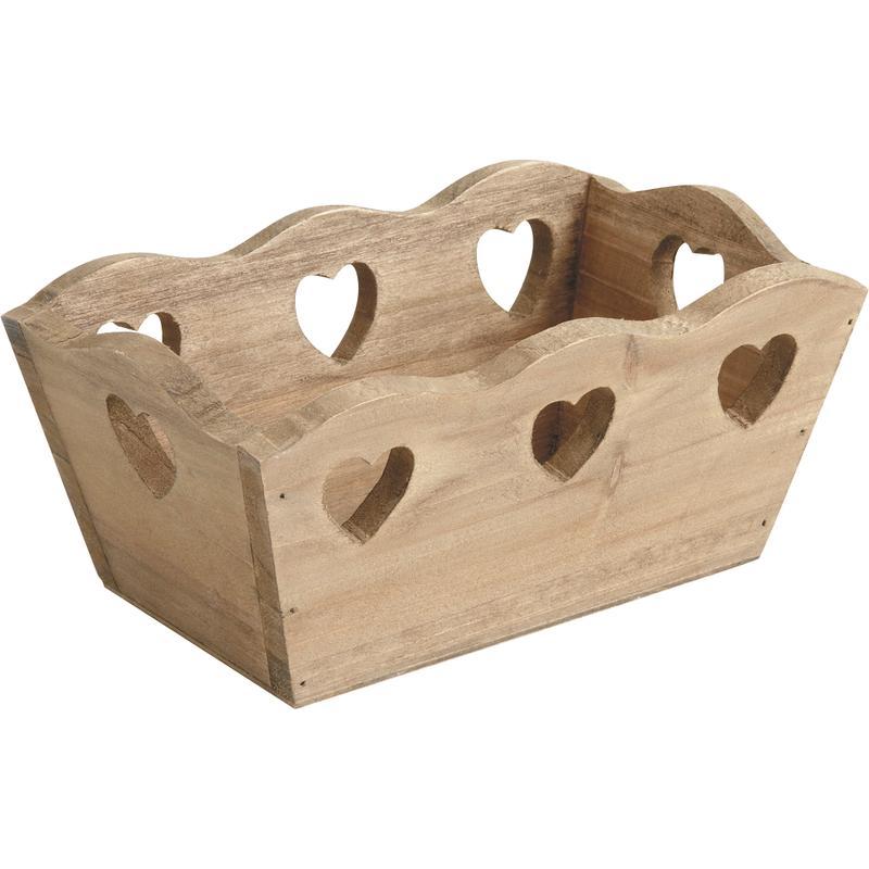 corbeille en bois cco6580 aubry gaspard. Black Bedroom Furniture Sets. Home Design Ideas