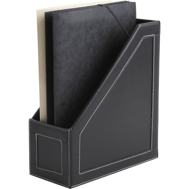 porte revues en simili cuir cra3140 aubry gaspard. Black Bedroom Furniture Sets. Home Design Ideas