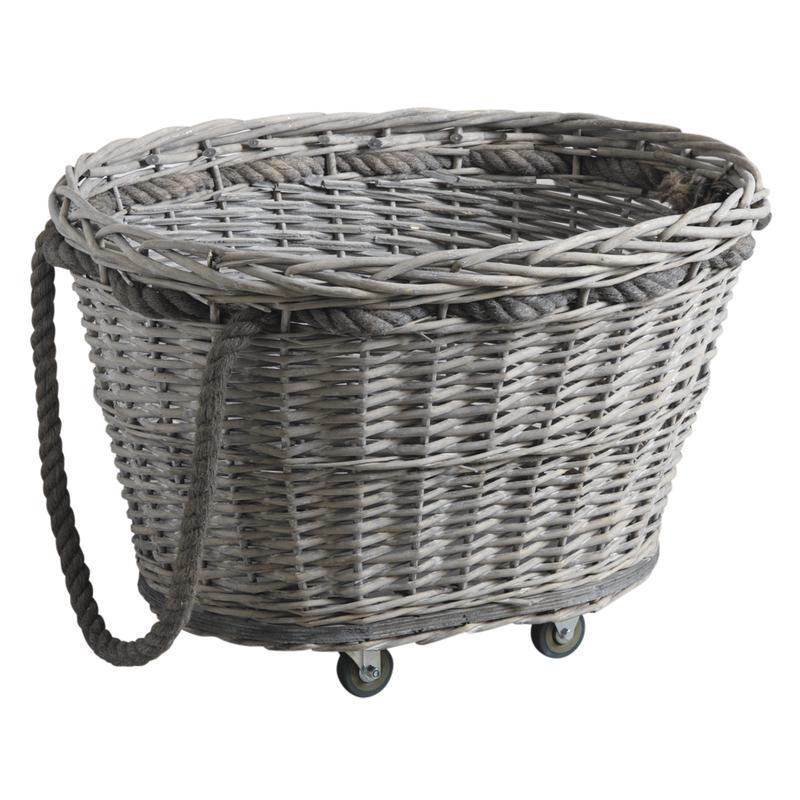 chariot b ches en clisse grise cra4910 aubry gaspard. Black Bedroom Furniture Sets. Home Design Ideas