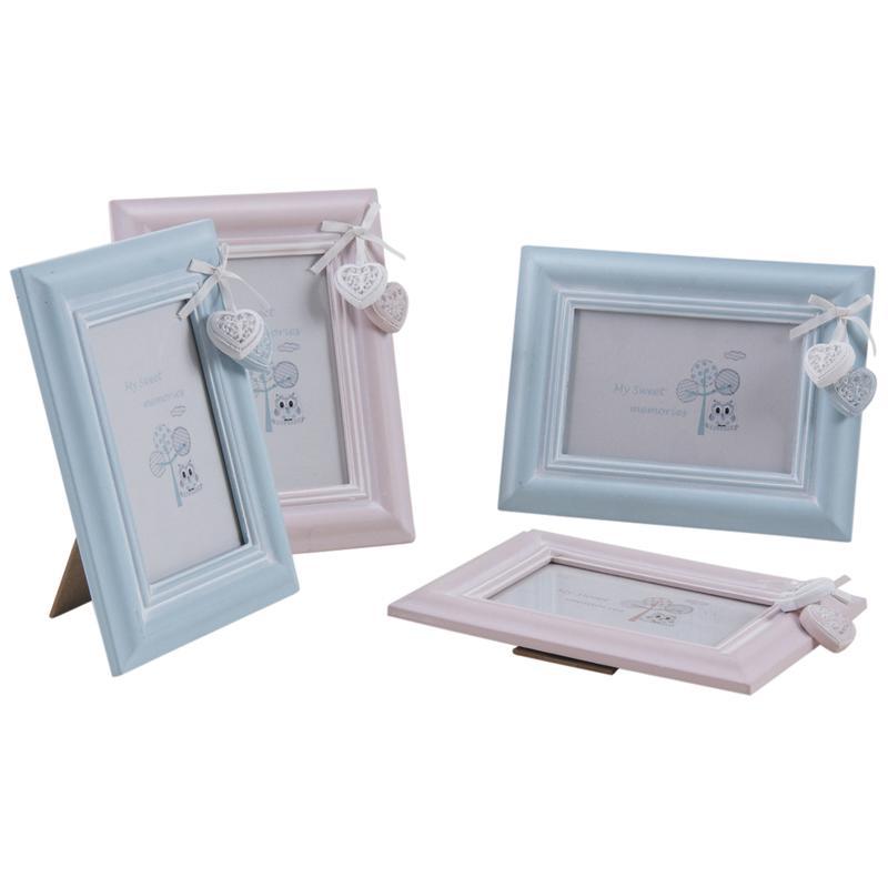 cadre photo rectangulaire en bois patin dca2190v aubry gaspard. Black Bedroom Furniture Sets. Home Design Ideas