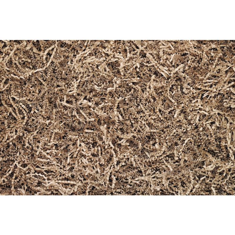 Frisure papier plissé naturel 011