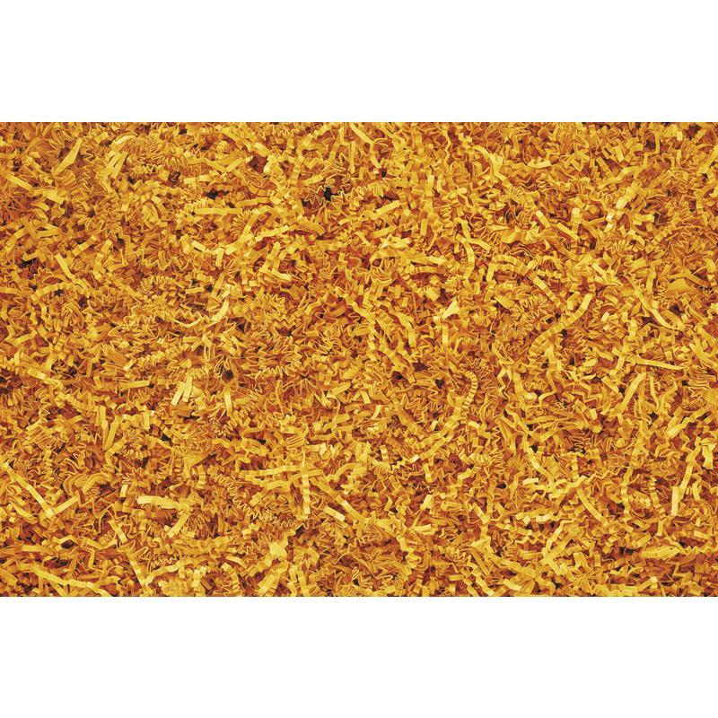 Frisure papier plissé cognac 148