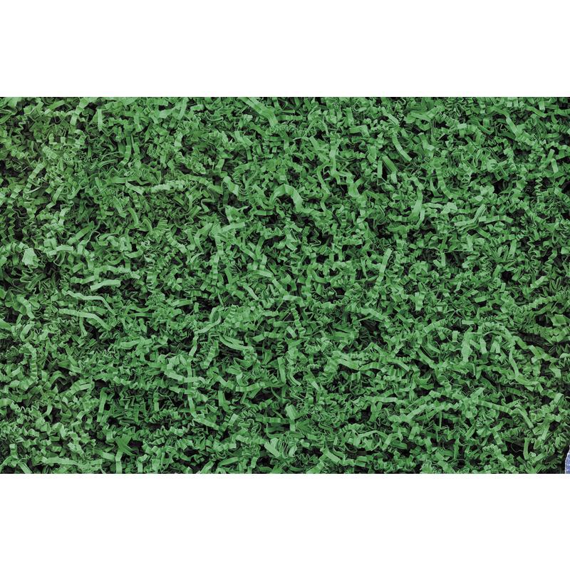 Frisure papier plissé vert 063