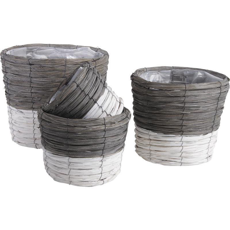 cache pot en bois jcp337sp aubry gaspard. Black Bedroom Furniture Sets. Home Design Ideas
