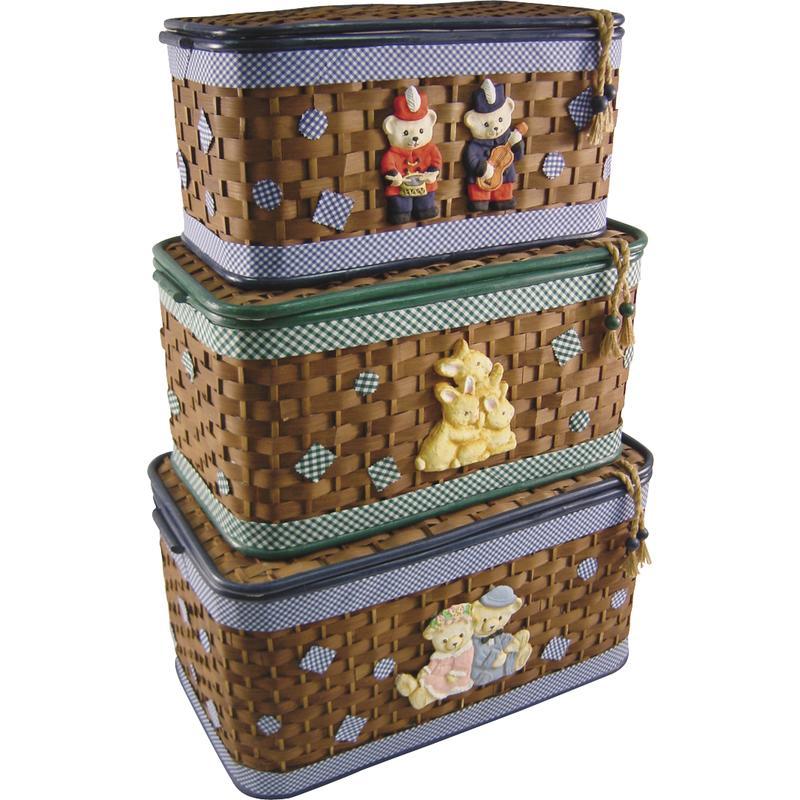 coffres jouets en bambou kjo105sc aubry gaspard. Black Bedroom Furniture Sets. Home Design Ideas