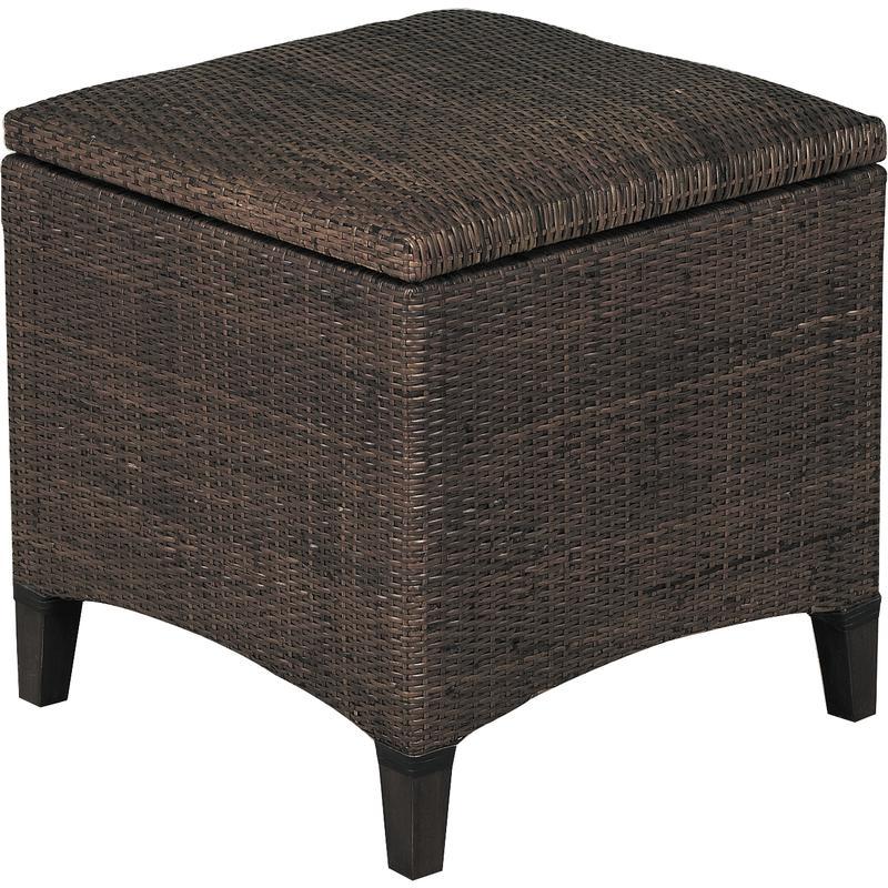 coffre pouf en lame de rotin kpo1130 aubry gaspard. Black Bedroom Furniture Sets. Home Design Ideas