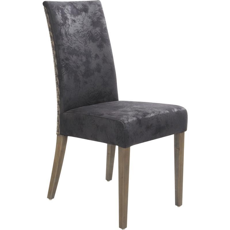 Chaise en rotin teck et su dine mch1360c aubry gaspard for Chaise en rotin et metal