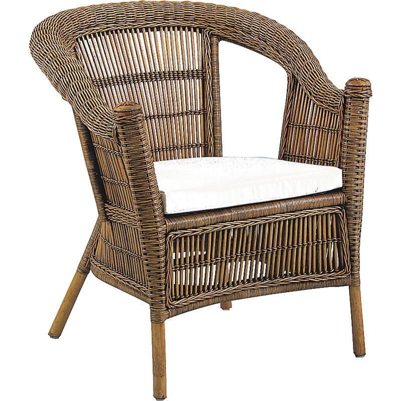 fauteuil en rotin mfa1350c aubry gaspard. Black Bedroom Furniture Sets. Home Design Ideas