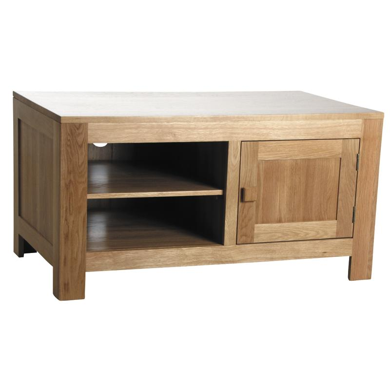 meuble tv en ch ne massif mtv1120 aubry gaspard