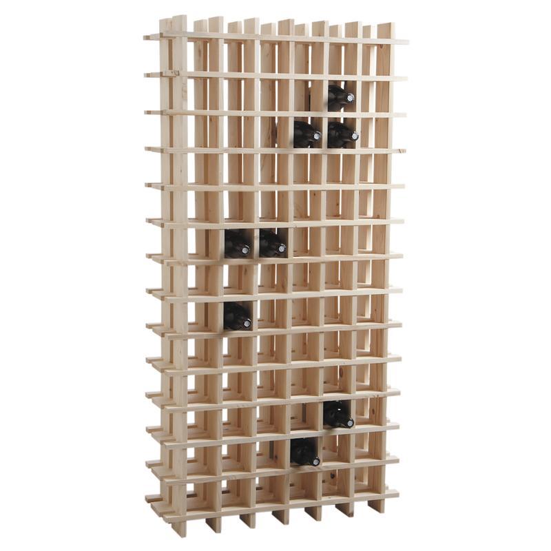 rangement 78 bouteilles nca1243 aubry gaspard. Black Bedroom Furniture Sets. Home Design Ideas