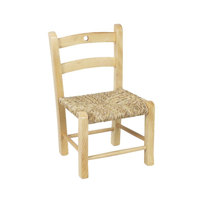 Chaise enfant en h tre naturel blanchi nce1100 aubry for Chaise en hetre