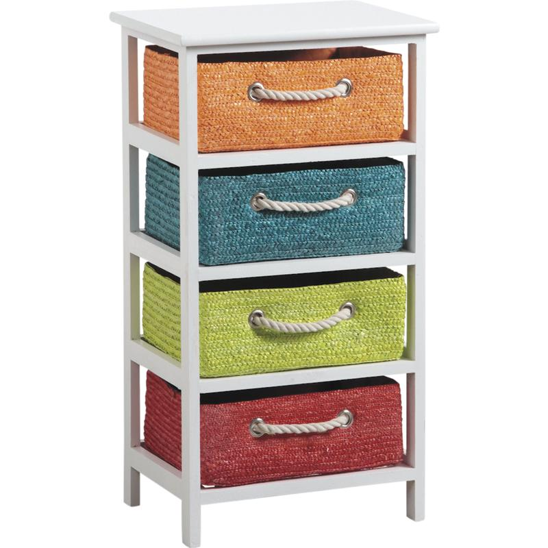 commode 4 tiroirs en medium ncm2400 aubry gaspard. Black Bedroom Furniture Sets. Home Design Ideas