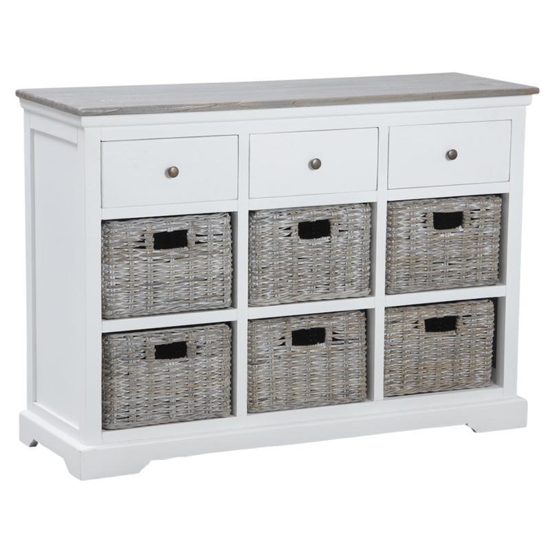 buffet en manguier ncm3060 aubry gaspard. Black Bedroom Furniture Sets. Home Design Ideas