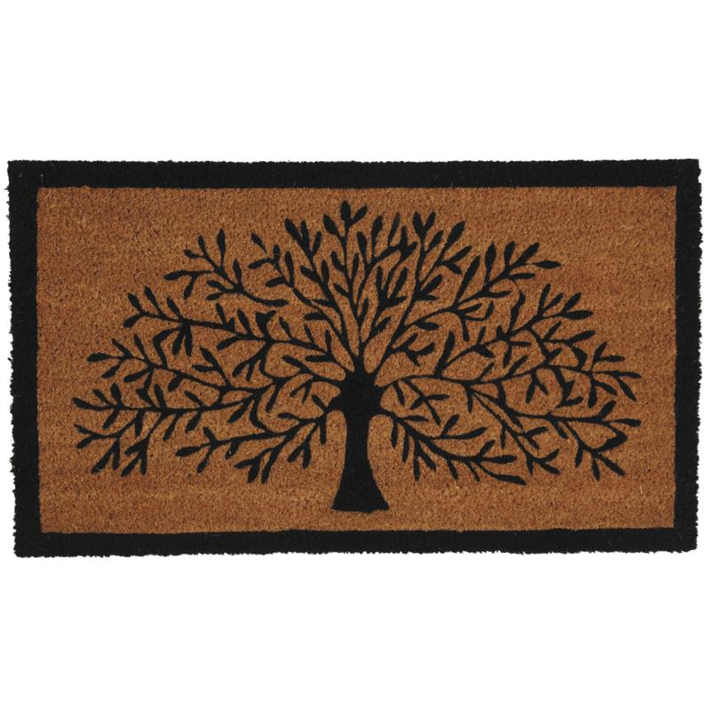 paillasson arbre en coco npa1651 aubry gaspard. Black Bedroom Furniture Sets. Home Design Ideas
