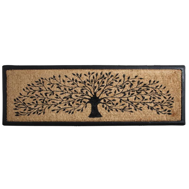 paillasson arbre en coco et latex npa1942 aubry gaspard. Black Bedroom Furniture Sets. Home Design Ideas